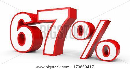 Sixty Seven Percent Off. Discount 67 %.