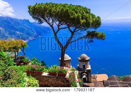 Ravello - hidden treasure of the Amalfi Coast of Italy