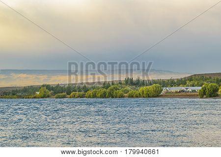 Buenos Aires Lake, Los Antiguos, Argentina