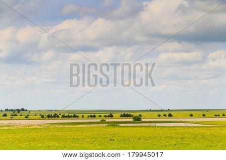 Green Flint Hills