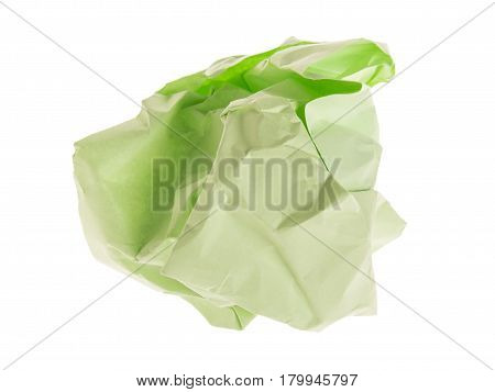 Light Green Lump Paper