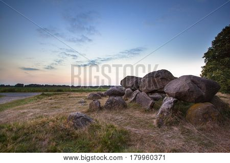 Famous Dutch Dolmen Oddity