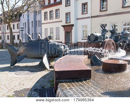 Kaiserbrunnen Of Friedrich Barbarossa