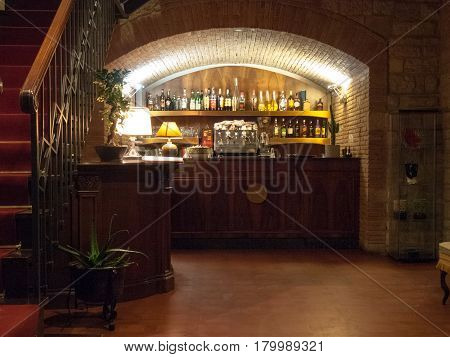 Ancient Traditional Bar