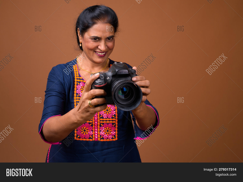 Mature Beautiful Image Photo Free Trial Bigstock