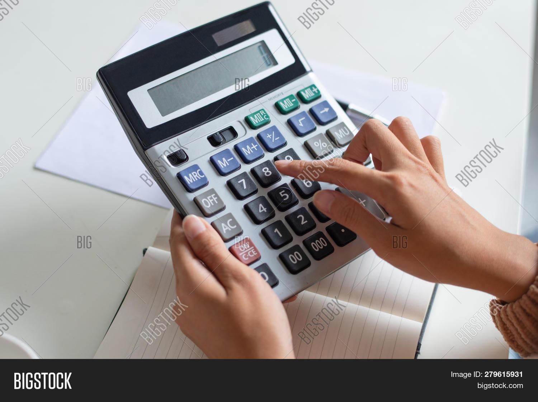 Close- Accountant Image & Photo (Free Trial) | Bigstock