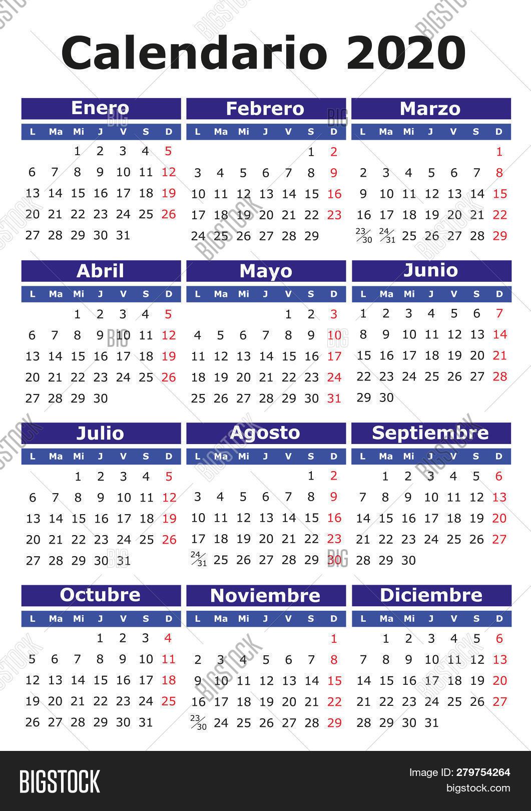 Calendario Scolastico 2020 17 Campania.Calendario 2020 Free