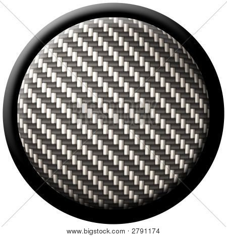 Carbon Fiber Button