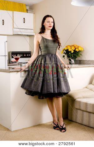 Fashionable Housewife