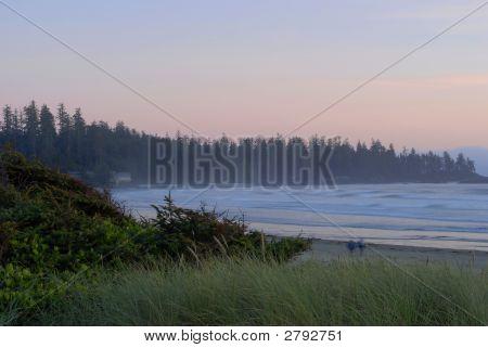 West Coast Dusk