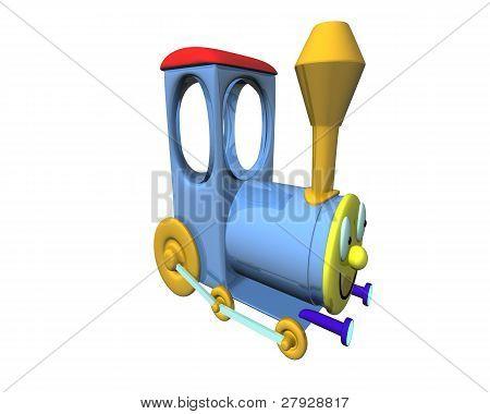 Train Toy 01