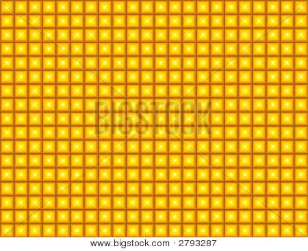 Yellow Dance Floor Background