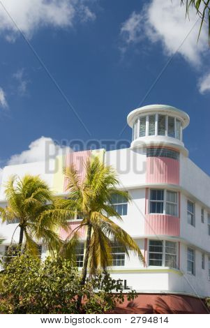 Art Deco Hotel South Beach Miami