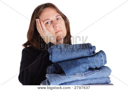 Tired Of  Laundry