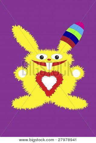 Yellow Hare