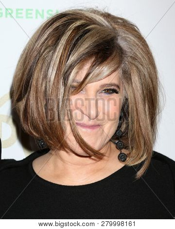 LOS ANGELES - JAN 19:  Amy Pascal at the 2019 Producers Guild Awards at the Beverly Hilton Hotel on January 19, 2019 in Beverly Hills, CA