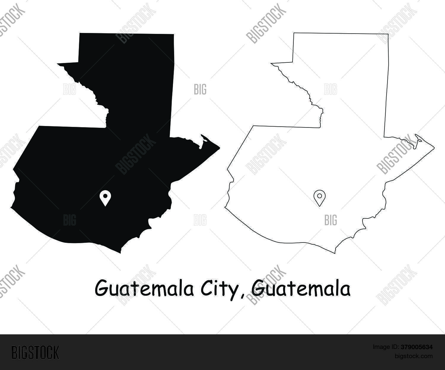 Picture of: Guatemala City Vector Photo Free Trial Bigstock