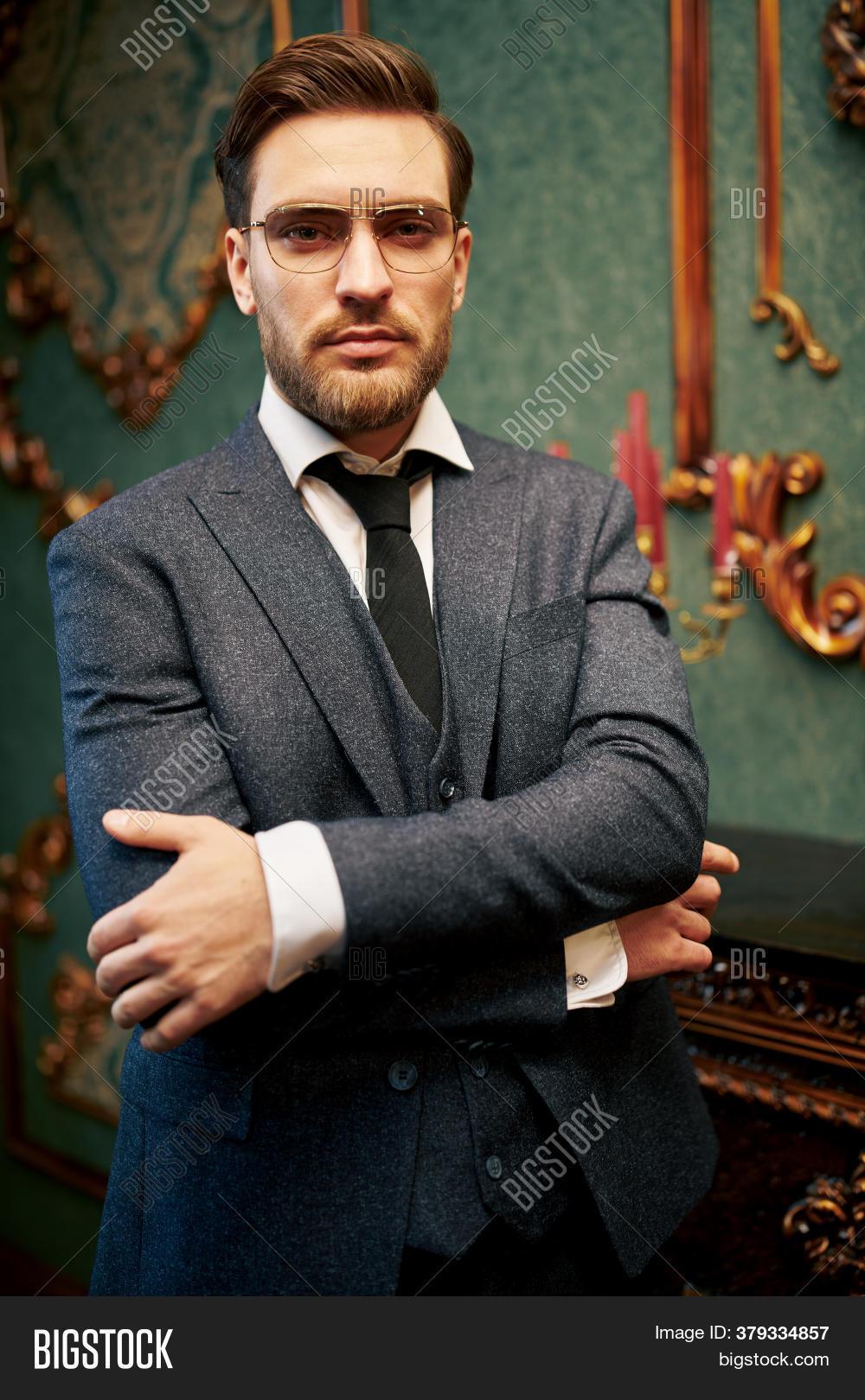 Handsome Rich Man Image & Photo (Free Trial) | Bigstock