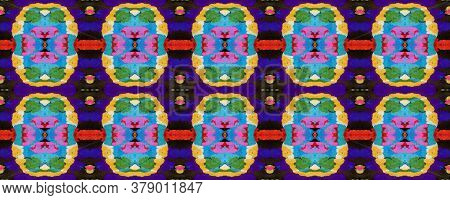 Black, Blue And Red Trendy Random Texture. Fun Bauhaus Geometric Pattern Fun Rectangle Comtemporary
