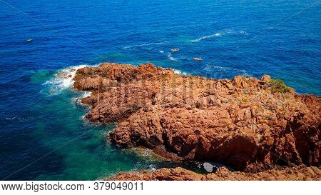 Amazing Colors Of The Cote D Azur In France - Travel Photography
