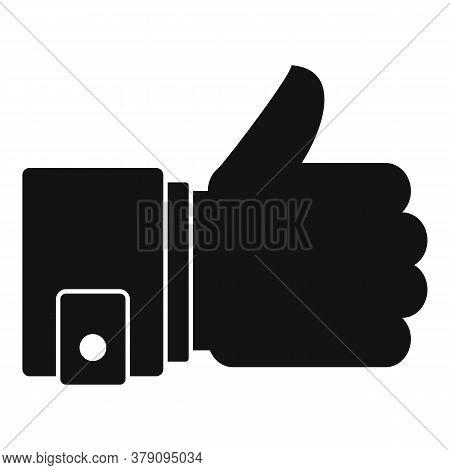 Thumb Up Innovation Icon. Simple Illustration Of Thumb Up Innovation Vector Icon For Web Design Isol