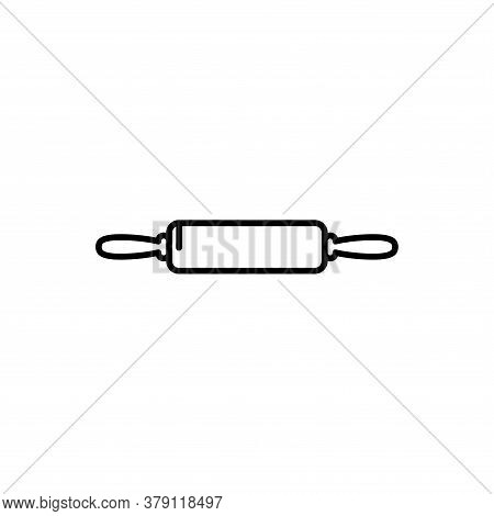 Illustration Vector Graphic Of Rolling Pin Icon