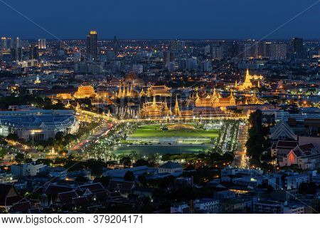 Temple Of The Emerald Buddha, Grand Palace, Wat Pho, Temple Of Dawn, And Sanam Luang, Wat Phra Kaew,