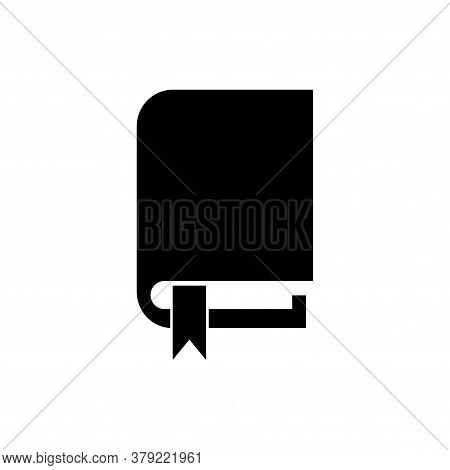 Book Icon Isolated On White Background, Book Icon Vector Design Concept, Book Vector Icon Modern And