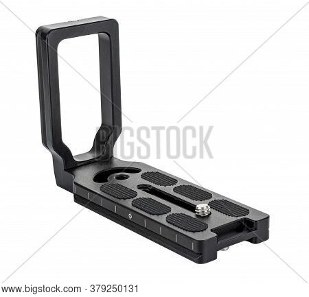 Dslr Camera L-bracket For Vertical And Horizontal Switching On Quick Release Tripod Head. Panoramic