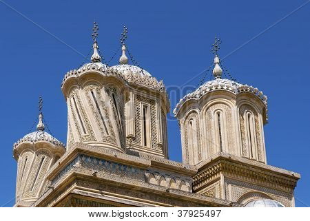 Cathedral Towers