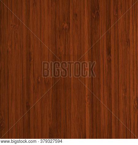 Clean Brown Teak Wood Texture Background Wallpaper