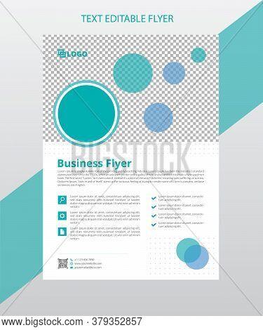 Unique Business Flyer Template Design For Marketing