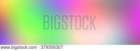 Abstract Blurred Gradient Mesh Background In Bright Rainbow Colors Background,smooth Gradient Textu