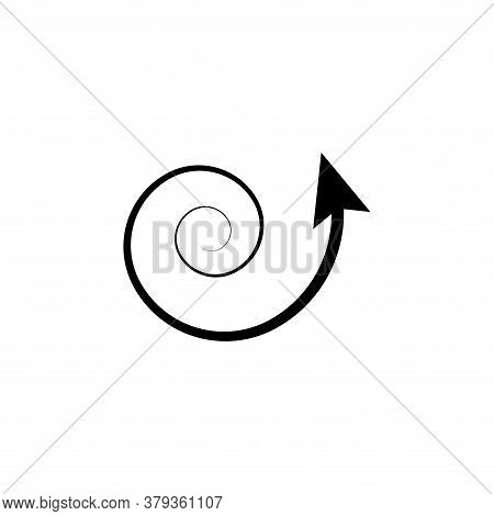 Illustration Vector Graphic Of Arrow Icon Template