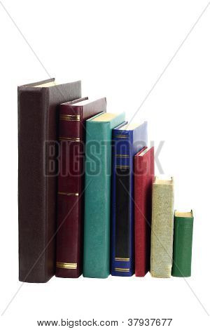 Books In Row