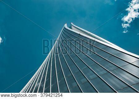 Skyscraper Zaha Hadid - Generali Tower The Twisted One, Lo Storto Headquarter Of The Generali Group