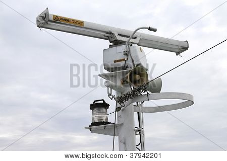 Sea Radar