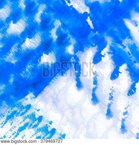 Ice Damask Print. Space Sky Patchwork. Ornamental Marble Sky Art. Weather Cold Shibori Textile. Indi