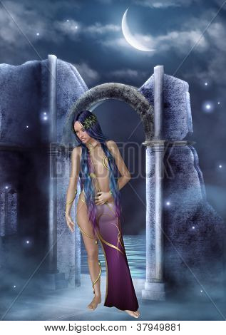 Goddess of Mine