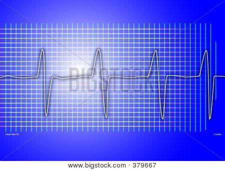 Cardio azul
