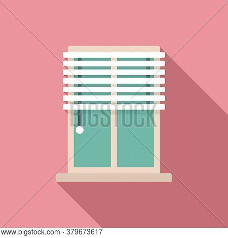 Window Installation Icon. Flat Illustration Of Window Installation Vector Icon For Web Design