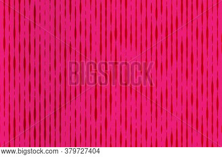 Red Embossed Background. Effect Relief Surface. Vector Eps10