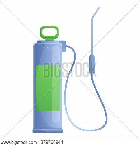Disinfection Apparatus Icon. Cartoon Of Disinfection Apparatus Vector Icon For Web Design Isolated O