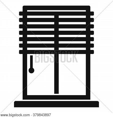 Window Installation Icon. Simple Illustration Of Window Installation Vector Icon For Web Design Isol