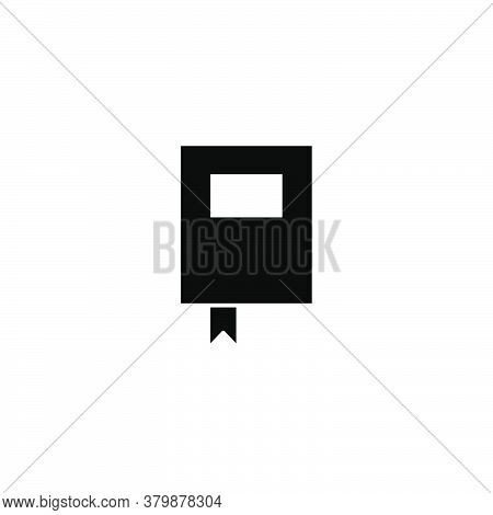 Illustration Vector Graphic Of Bookmark Icon Template