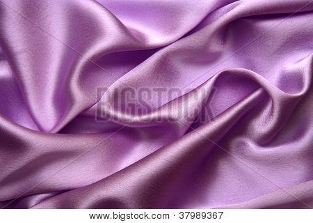 Silk Textured Cloth Background