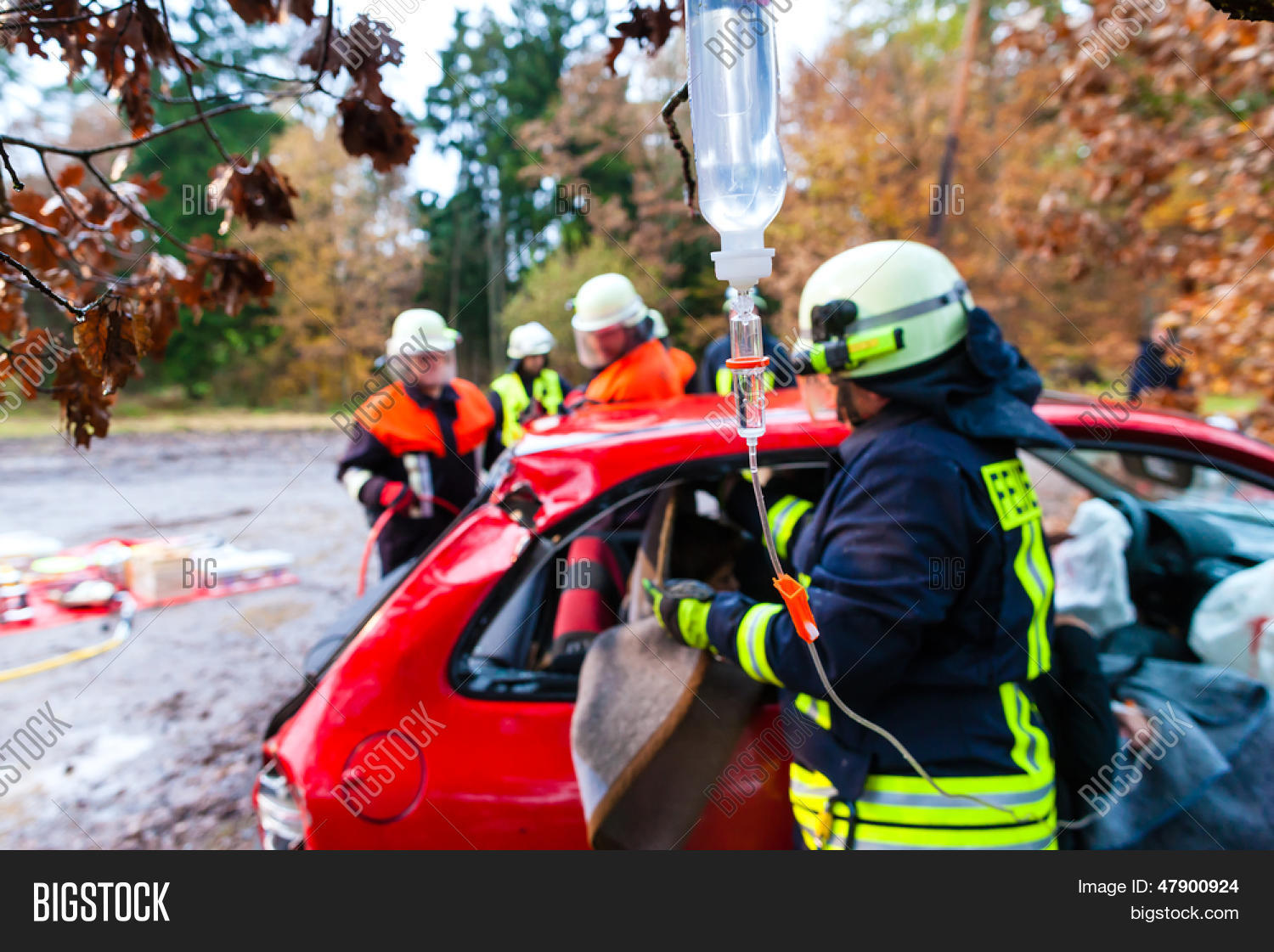 Accident - Fire Image & Photo (Free Trial)   Bigstock