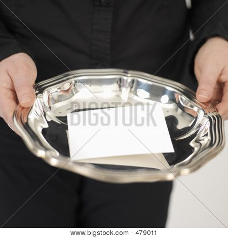 Silver Serving