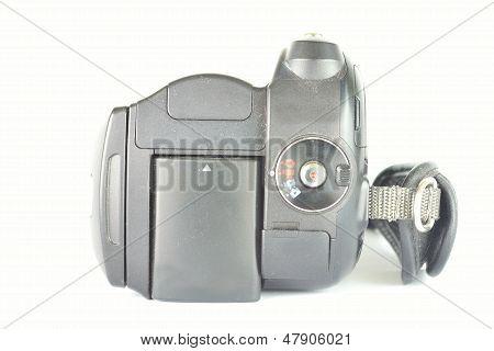 Digital Video Camera back side