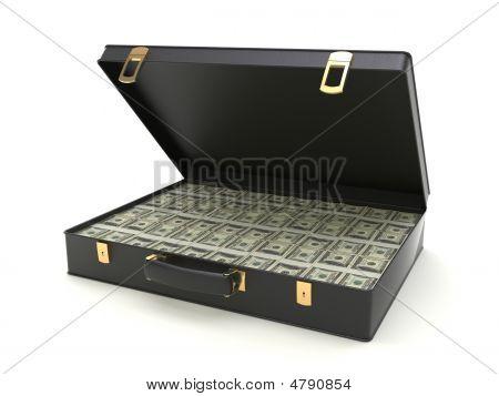 Case With Moneys